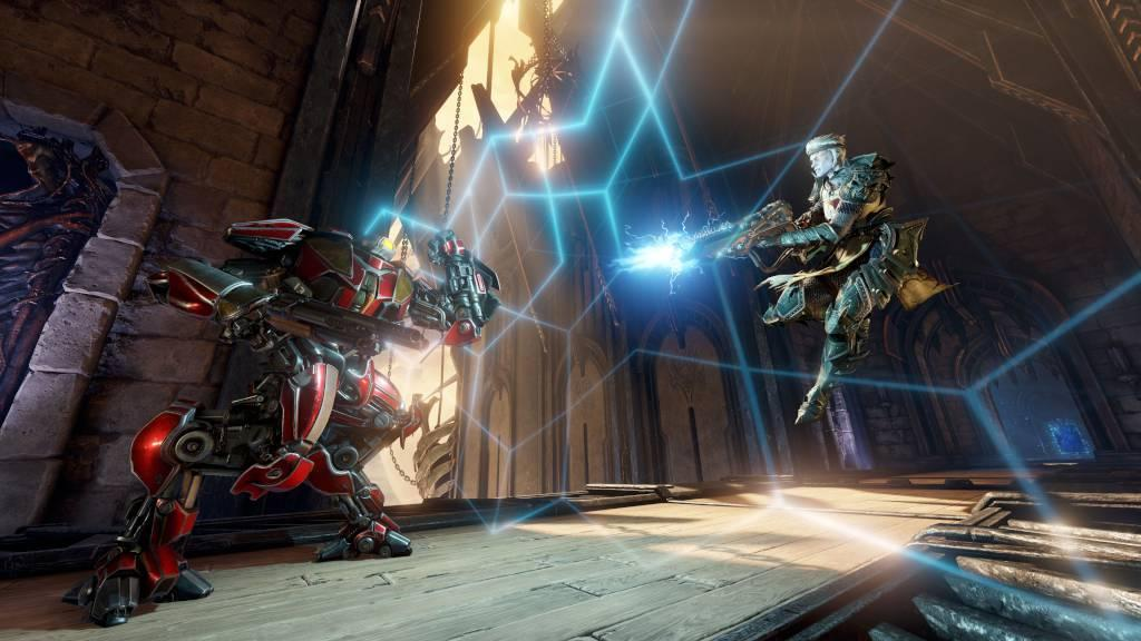 Е3 2018: Quake Champions живет издравствует. Игру можно получить бесплатно [обновлено] | Канобу - Изображение 12490