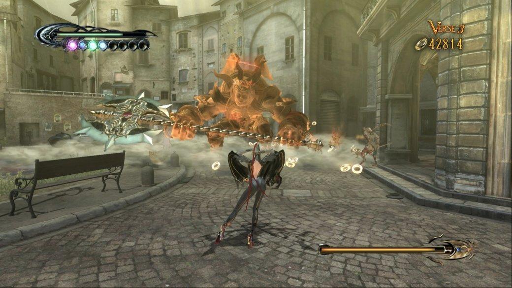 Обзор Bayonetta иVanquishдля PS4 — гениальные ивсе еще запредельно крутые игры Platinum Games | Канобу - Изображение 3279