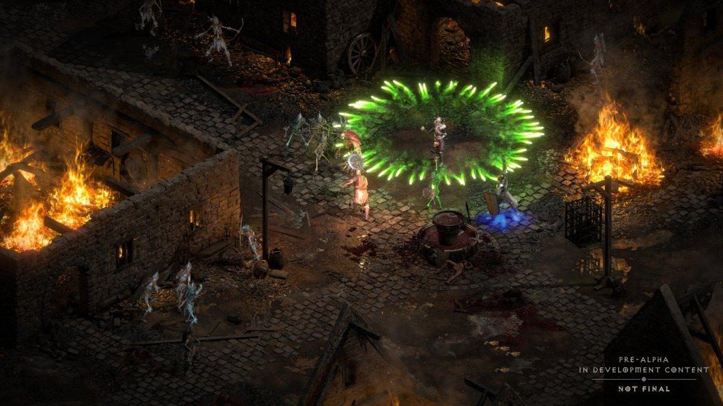 Предварительный обзор Diablo 2: Resurrected (2021), впечатления от ремастера Диабло 2 | Канобу - Изображение 4793