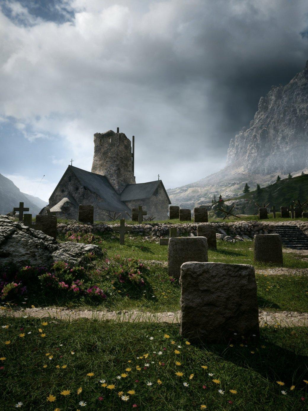 Изумительные скриншоты Battlefield 1 | Канобу - Изображение 17