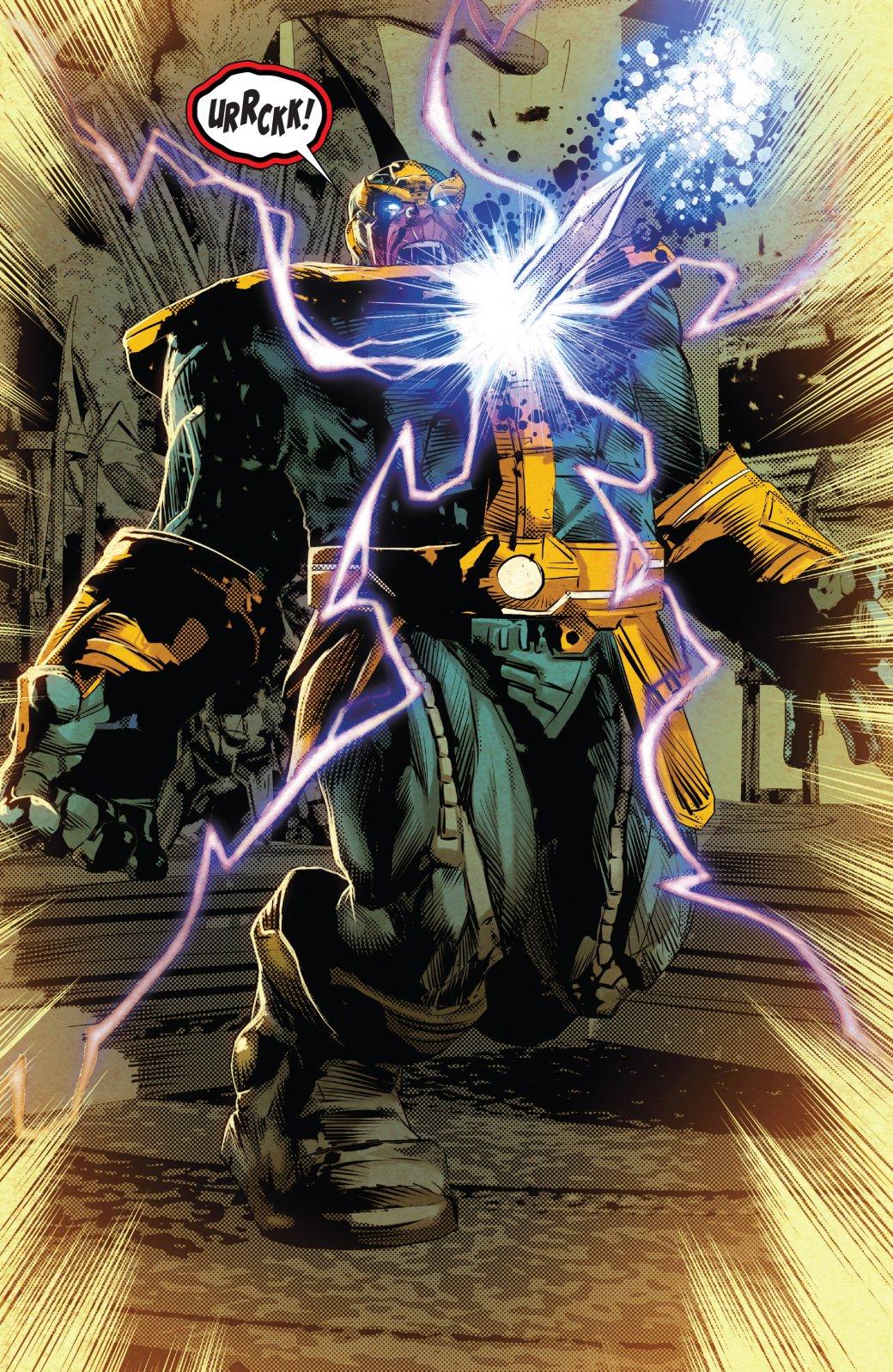 Новые «Войны Бесконечности» начались сгромкой смерти важного персонажа. - Изображение 7