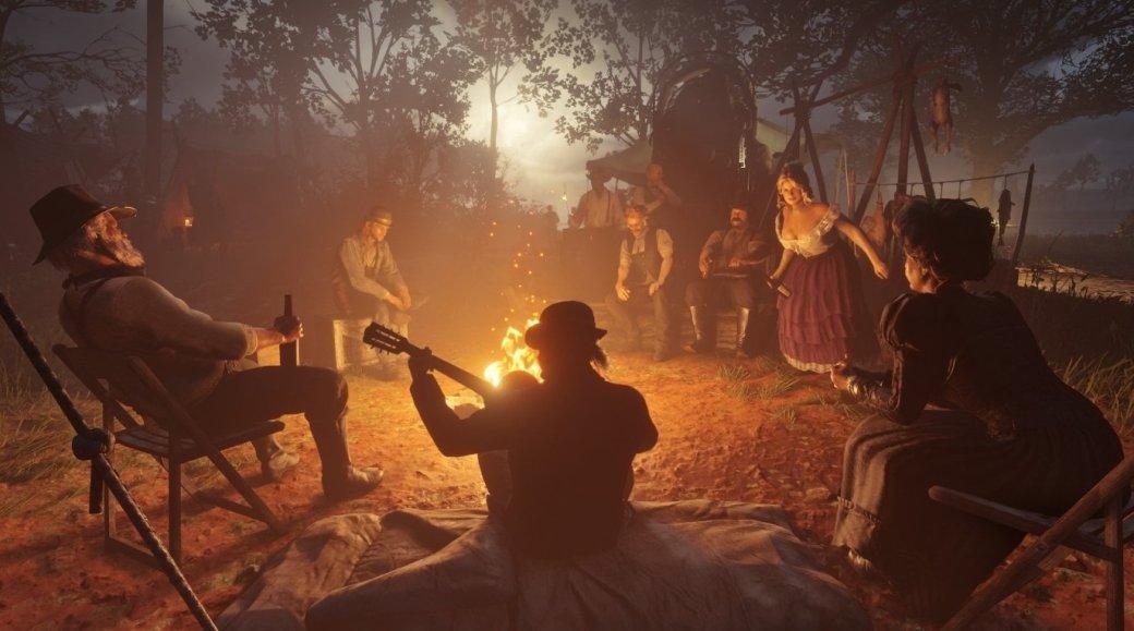 Эссе по Red Dead Redemption 2 | Канобу - Изображение 2288