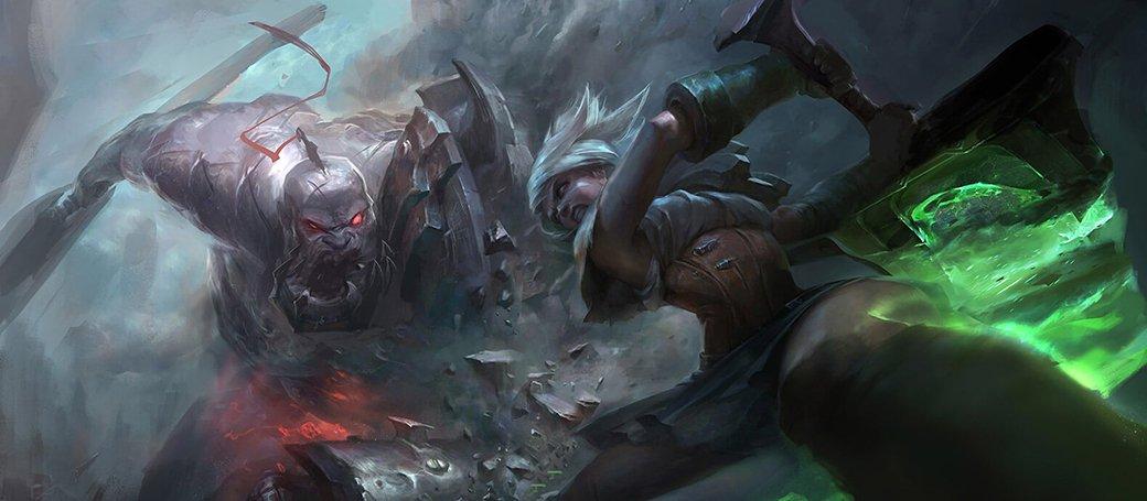 «Цель у Riot Games одна: League of Legends – спорт на десятилетия» | Канобу - Изображение 2