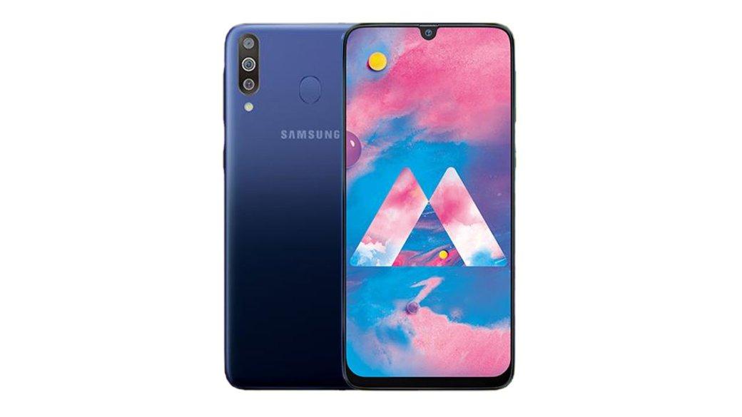 Samsung Galaxy M30 представили официально: Super AMOLED-экран, 6ГБ ОЗУ ицена от$210 | SE7EN.ws - Изображение 2
