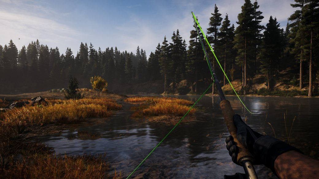 Суть. Far Cry 5 – привычный «фаркрай», но теперь с реднеками и рыбалкой!  | Канобу - Изображение 2