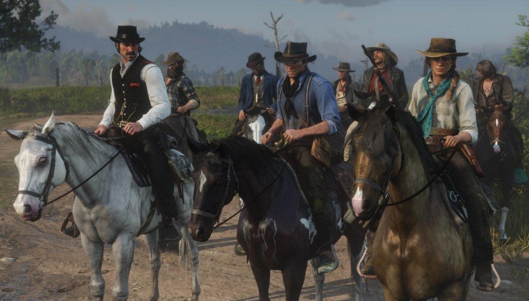 Red Dead Redemption 2 и реальность: легендарные преступники Дикого Запада | Канобу