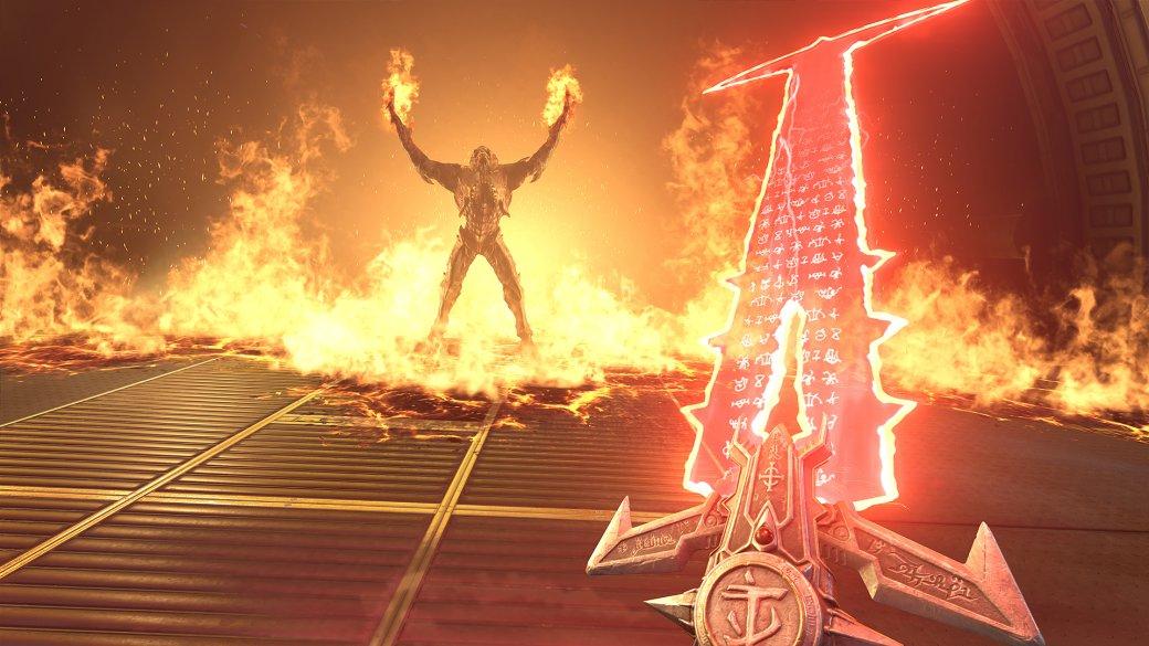 Мнение опервом геймплее DOOM: Eternal— idSoftware делает лучший мясной шутер поколения. - Изображение 6