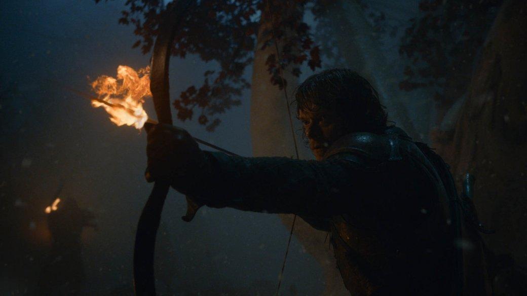Ничего неувидели в3 серии 8 сезона «Игры престолов»? Уоператора сериала есть для вас объяснение | Канобу - Изображение 4848
