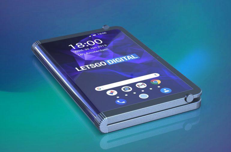 Samsung работает над складным игровым смартфоном | Канобу - Изображение 7112
