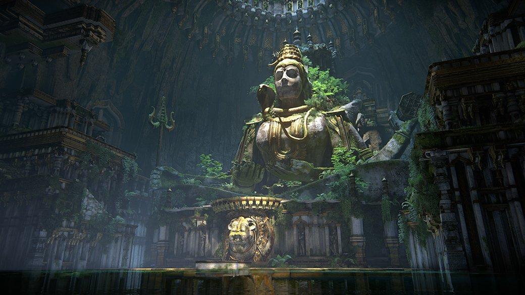 Индийская мифология и реальные места в Uncharted: The Lost Legacy | Канобу - Изображение 767