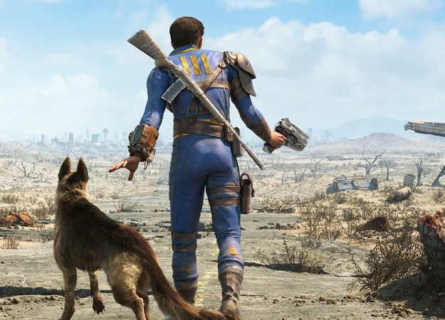 Новая модификация для Fallout 4 превращает игру вDark Souls. - Изображение 1