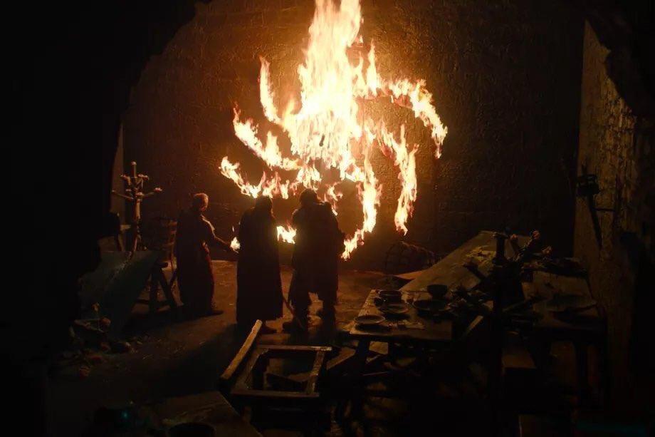 1 серия 8 сезона «Игры престолов» навела фанатов намысль оличности Короля Ночи | Канобу - Изображение 3