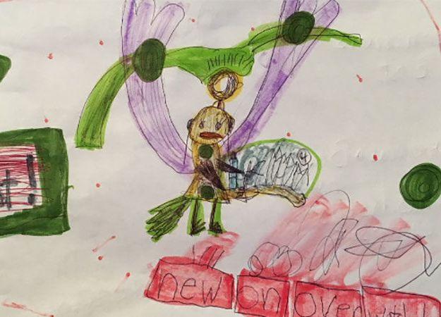 Blizzard помогла ребенку создать персонажа для Overwatch | Канобу - Изображение 2288