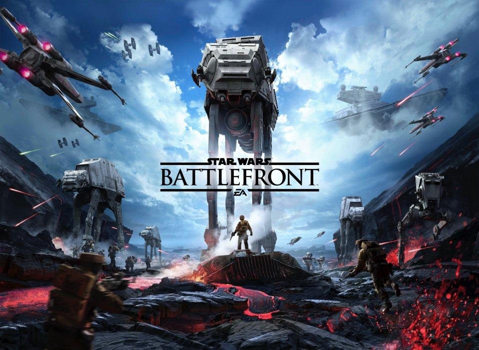 Впечатления от закрытого показа Star Wars Battlefront в Калифорнии | Канобу