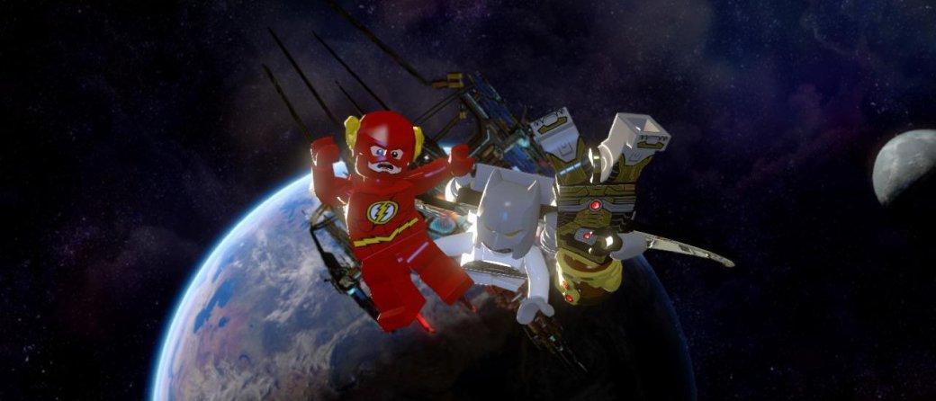 Рецензия на LEGO Batman 3: Beyond Gotham | Канобу - Изображение 1