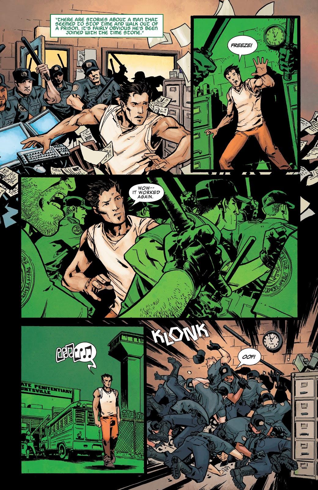 Wolverine: Infinity Watch— как Локи иРосомаха Камень Бесконечности защищали | Канобу - Изображение 5520