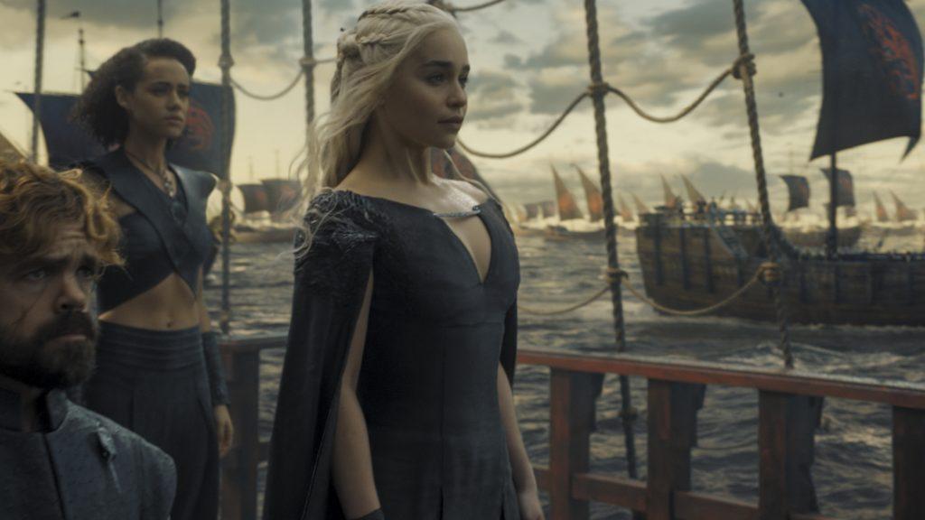 Спойлер: в 7-м сезоне «Игры престолов» покажут историческую встречу | Канобу - Изображение 12991