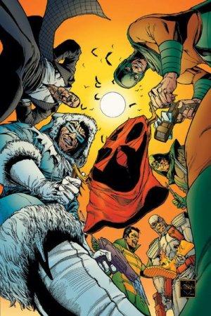 «Негодяям» удалось провести Флэша в новом выпуске комикса Flash