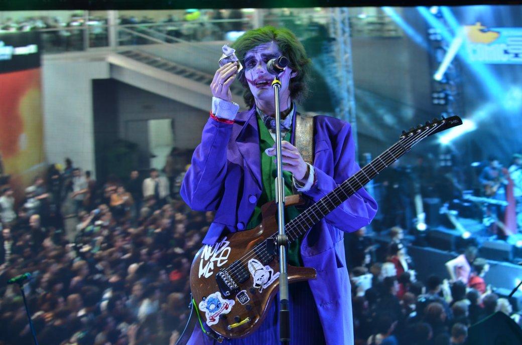 Фотоотчет с «Игромира» и Comic Con Russia, день 2 – концерт Noize MC | Канобу - Изображение 30