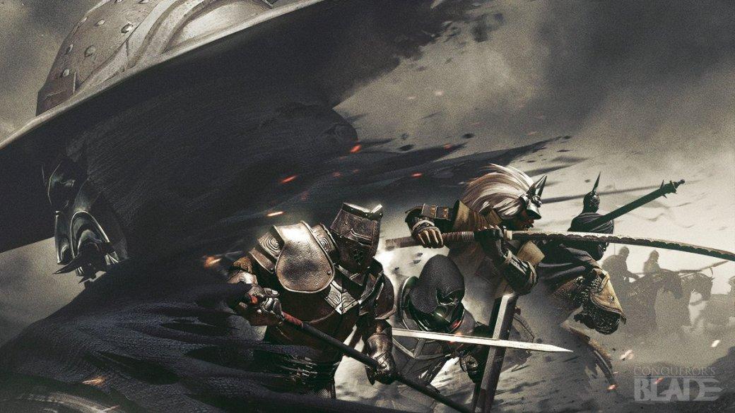 Скоро вConqueror's Blade пройдет первый этап тестирования масштабного режима «Осада» | Канобу - Изображение 1