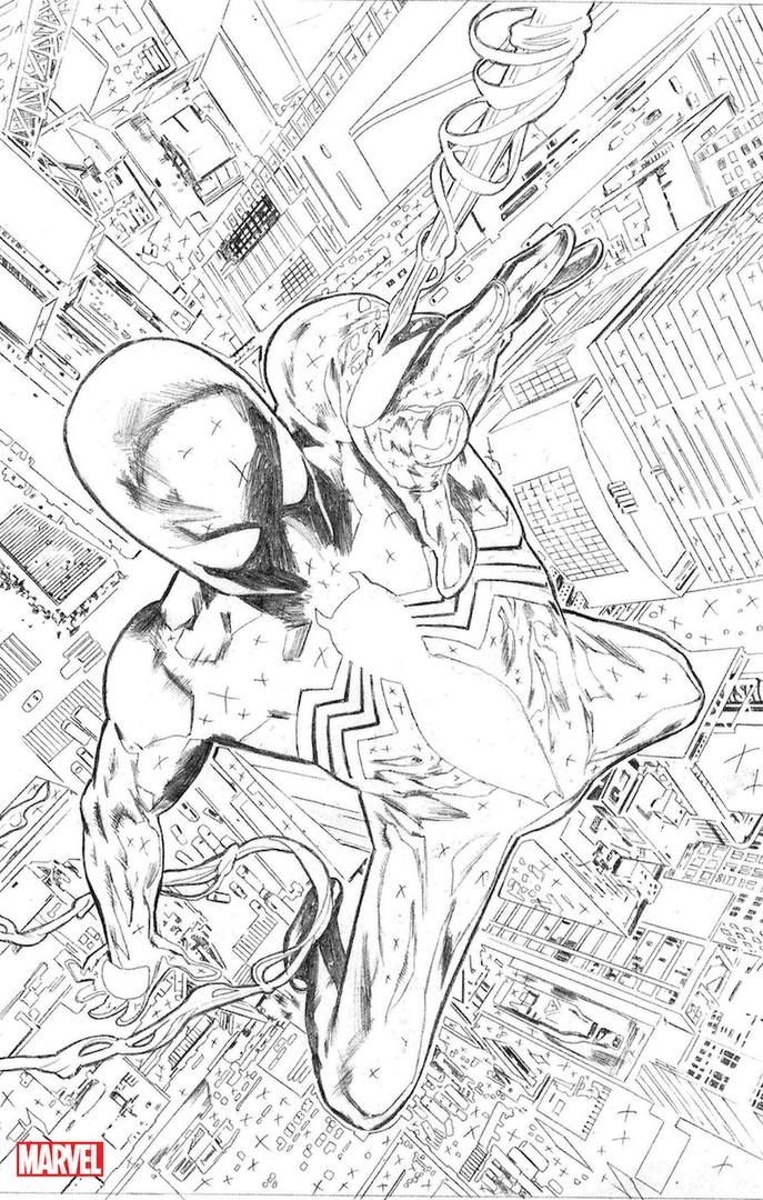 Marvel выпустит комикс овременах, когда Человек-паук носил черный костюм | Канобу - Изображение 3110
