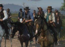 Появились первые подробности онлайн-режима Red Dead Redemption2. Нарелизе игры его небудет