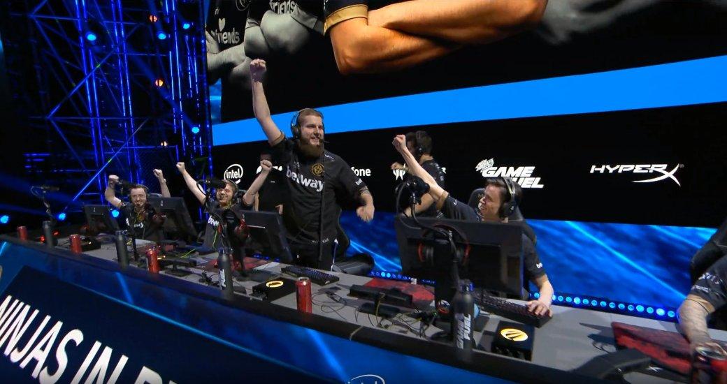 NiP выиграла один раунд уAstralis на«мейджоре» поCS:GO. Они радовались этому как дети | Канобу - Изображение 1