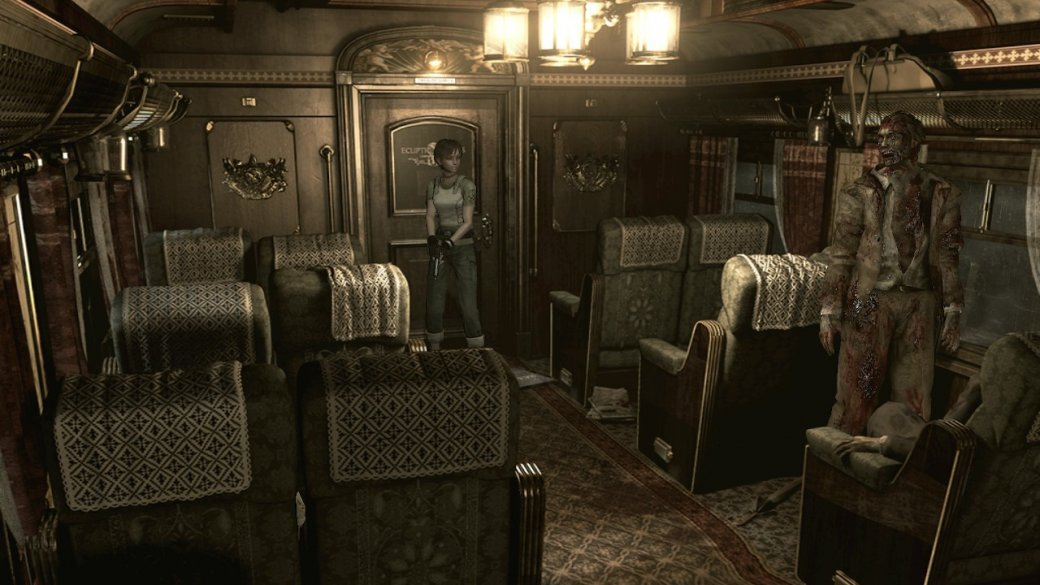 Обзор Resident Evil иResident Evil 0 наNintendo Switch | Канобу - Изображение 9