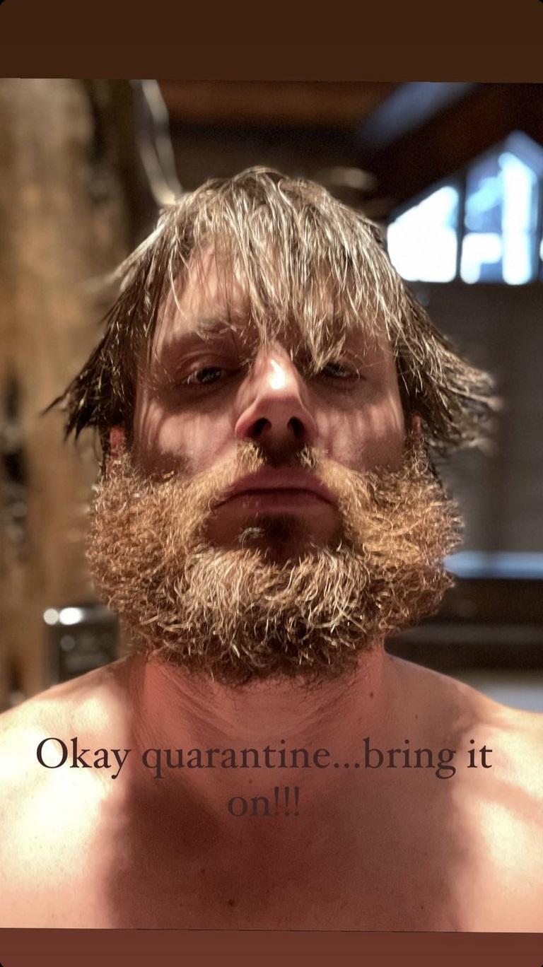«Пацаны»: Дженсен Эклс показал свои длинные бороду иволосы перед съёмками 3 сезона | Канобу - Изображение 8009