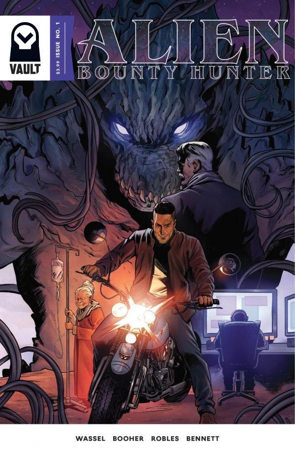 Актер Марк Уолберг займется комиксом об охотнике на пришельцев | Канобу - Изображение 2297