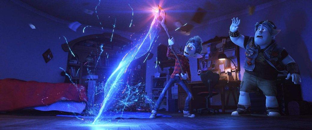 Рецензия на мультфильм «Вперед» от Disney и Pixar. Герои мерча и магии | Канобу - Изображение 1723