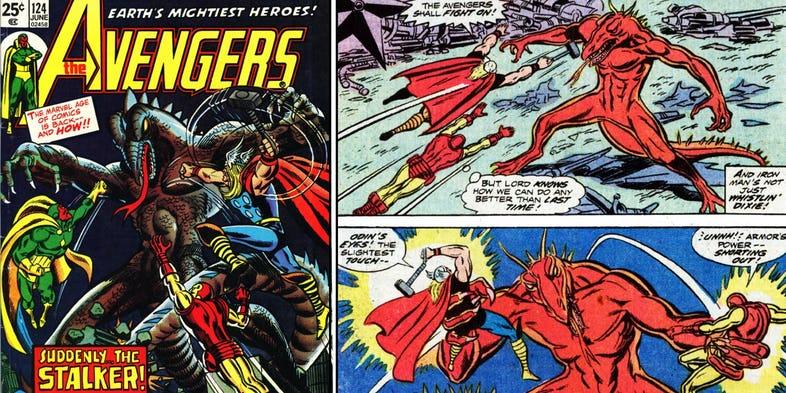 Все пасхалки иотсылки вфильме «Мстители: Война Бесконечности» | Канобу - Изображение 18