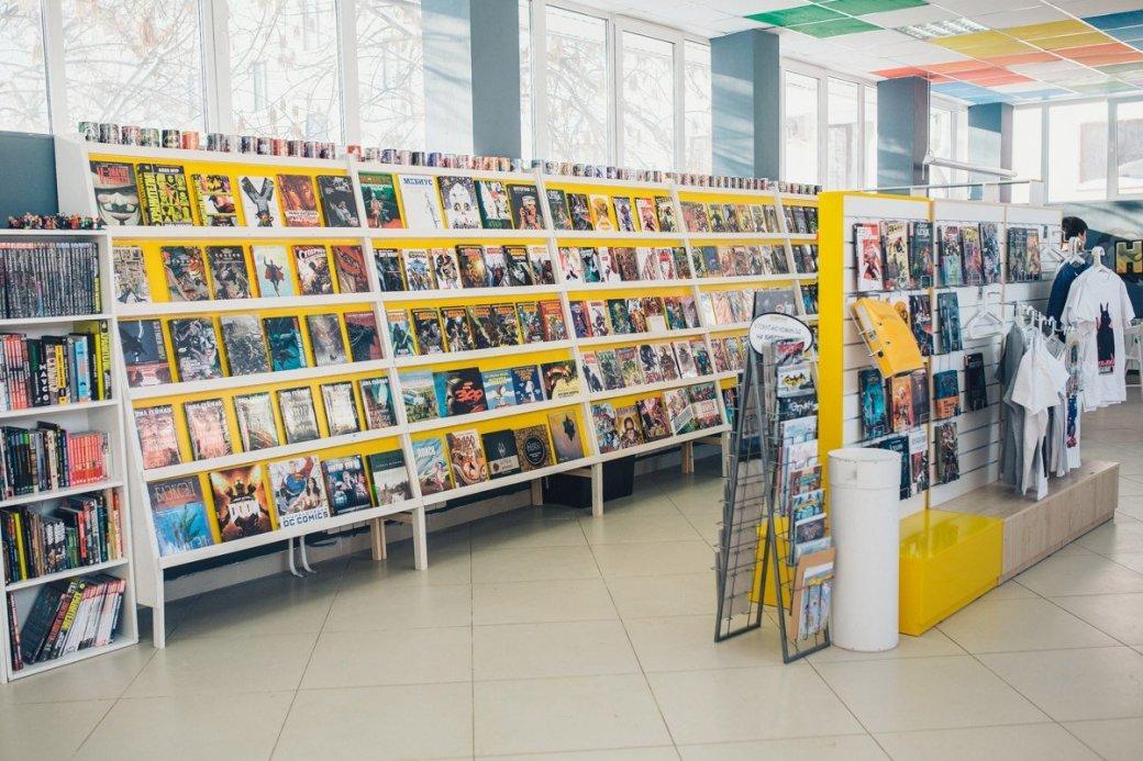 Мне 27, ияоткрыл магазин комиксов— какой изменя взрослый? | Канобу - Изображение 1