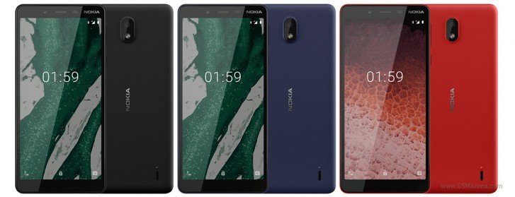 Анонс Nokia 1Plus: смартфон за$100 попрограмме Android Go   Канобу - Изображение 6780