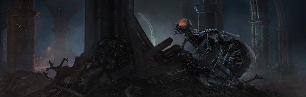 Рецензия на Dark Souls 3: Ashes of Ariandel | Канобу - Изображение 5764