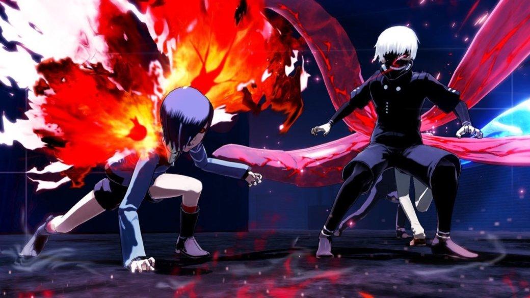 Битва гулей илюдей начинается впервом трейлере Tokyo Ghoul: reCall toExist. Выйдет наPS4 иPC. - Изображение 1