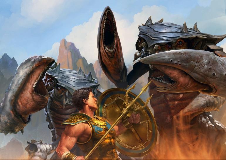 ОбзорTitan Quest: Atlantis— нелучшее дополнение для отличной игры | Канобу
