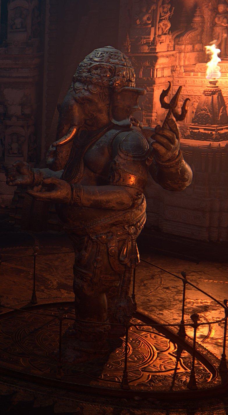 Индийская мифология и реальные места в Uncharted: The Lost Legacy | Канобу - Изображение 19