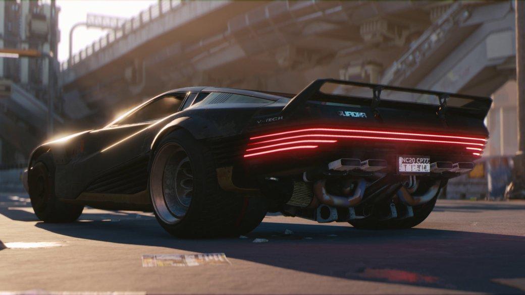 CD Projekt RED о Cyberpunk 2077: «Скорость — главная тема игры». - Изображение 2