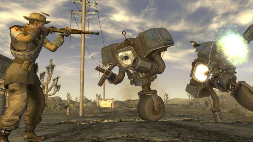 Фанат Fallout: New Vegas улучшил в несколько раз качество текстур в игре с помощью нейросетей | Канобу - Изображение 14370