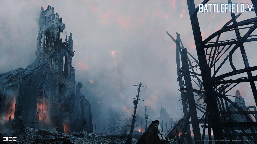 Взгляните на атмосферные концепт-арты и иллюстрации по Battlefield V   Канобу - Изображение 254