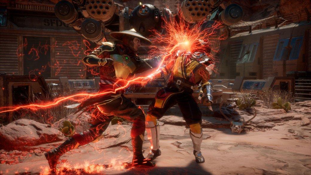 Появились системные требования Mortal Kombat XI | Канобу - Изображение 1