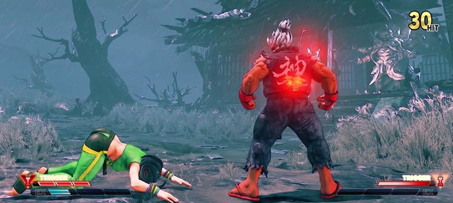 Рецензия на Street Fighter V: Arcade Edition | Канобу - Изображение 3