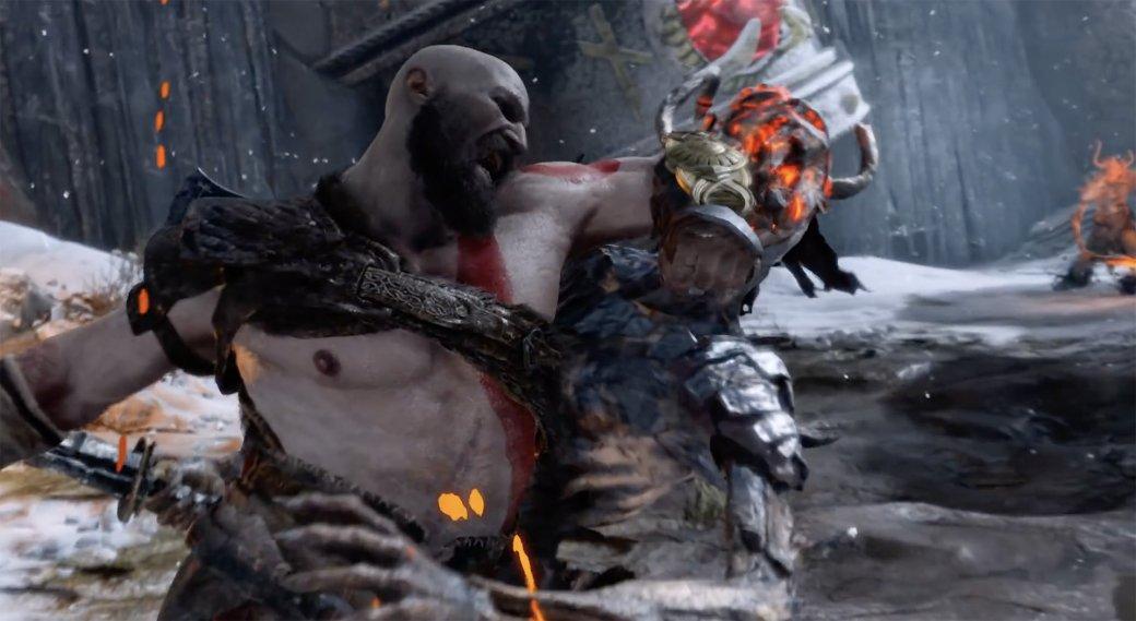 «Убивает ли Кратос северных богов?» Блиц-интервью с создателем God of War раскрывает новые тайны. - Изображение 1