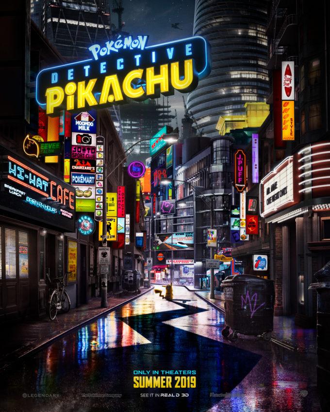 Таких покемонов выточно невидели— вышел первый трейлер «Детектива Пикачу» | Канобу - Изображение 3373
