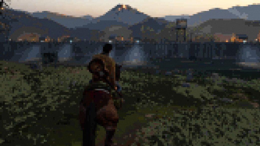 Пиксельный Джоэл имультяшная Элли. 25 кадров The Last ofUs: Part 2 сновыми графическими режимами | Канобу - Изображение 9091