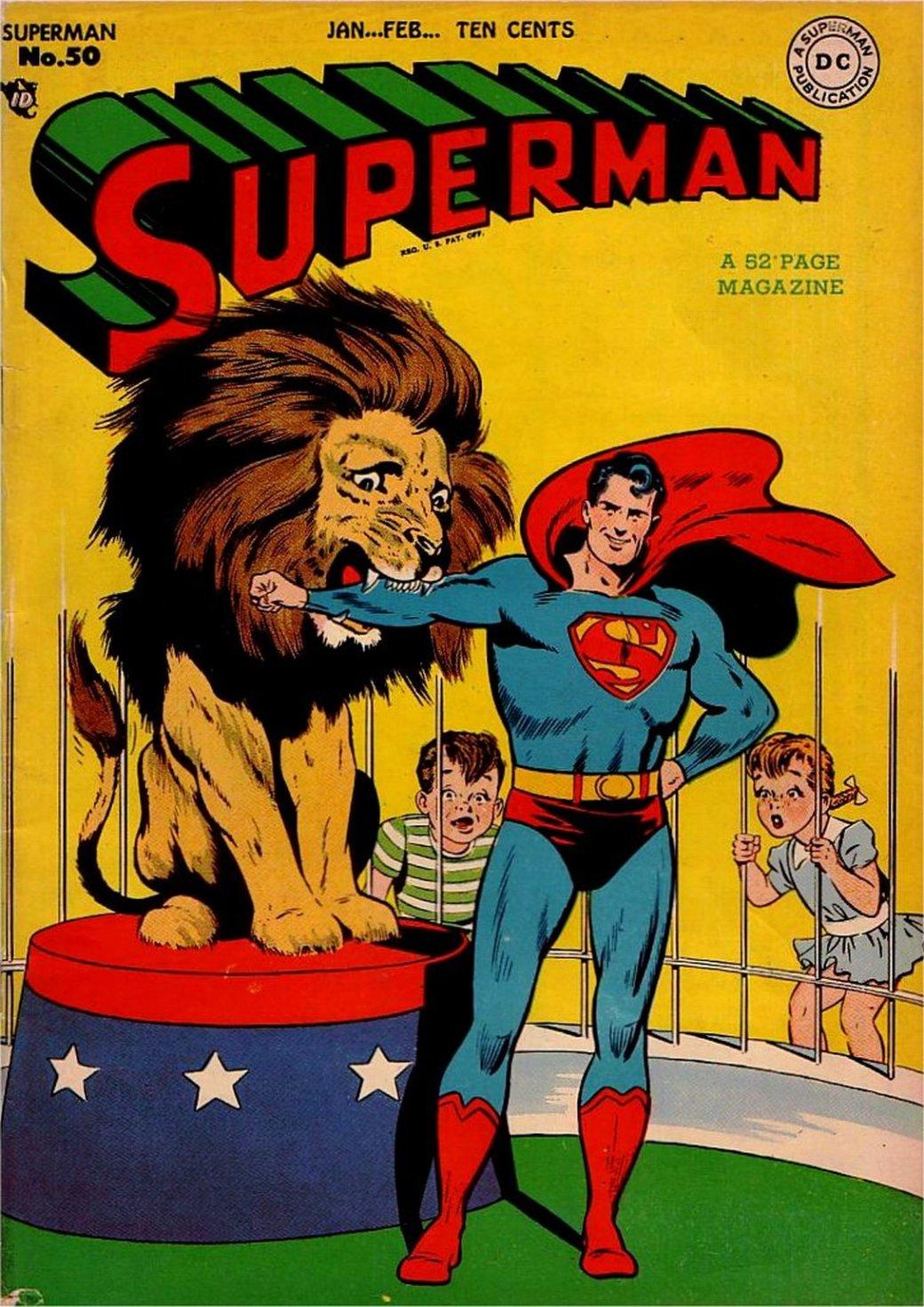 История Супермена иэволюция его образа вкомиксах | Канобу - Изображение 12