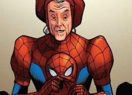 Какбы выглядела Мэй Паркер, еслибы получила способности Человека-паука вместо Питера?