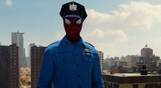 Коп-Паук изшутки Питера Паркера вSpider-Man для PS4— теперь инастраницах комиксов Marvel | Канобу - Изображение 1