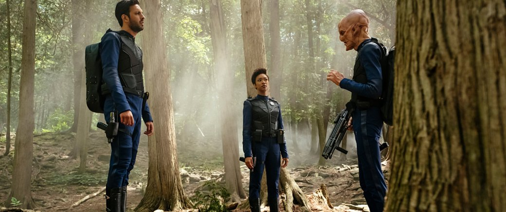 Суть. Рецензия на 8 серию 1 сезона «Звездный путь: Дискавери» | Канобу - Изображение 0